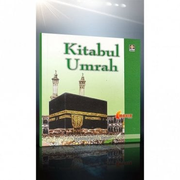 KITABUL UMRAH- ENGLISH [ MLB 81327 ]