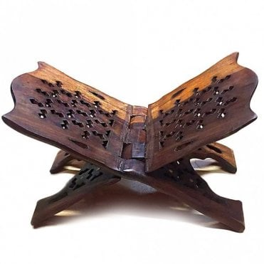 MLP 0135 (Wooden Quran Stand)
