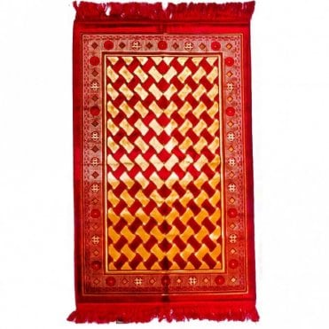 Prayer Mat / Rug / Musalah / Janamaz [ML 45R]