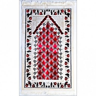 Prayer Mat / Rug / Musalah / Janamaz [ML 26R]