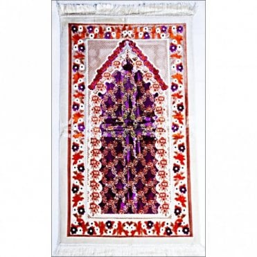 Prayer Mat / Rug / Musalah / Janamaz [ML 24R]