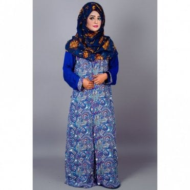 ML 31406 Two piece Abaya & Jacket