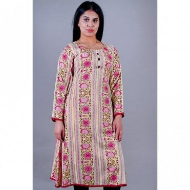 ML 12118 Ladies Kurta Top