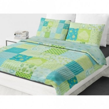 ML 6218 Reversible Double Duvet Set