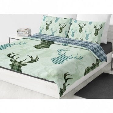 ML 6226 Reversible Double Duvet Set