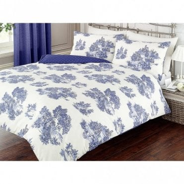 ML 6215 Reversible Single Duvet Set