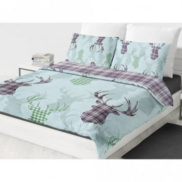 ML 6234 Reversible King Size Duvet Set