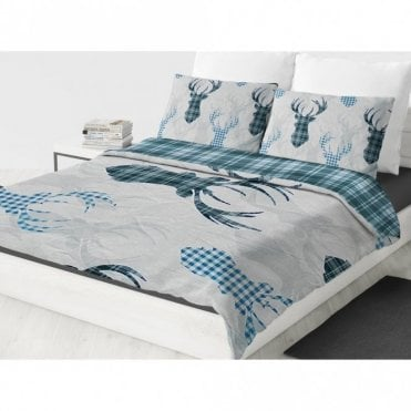 ML 6235 Reversible King Size Duvet Set