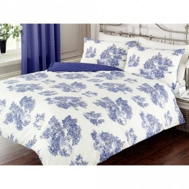 ML 6237 Reversible Super King Size Duvet Set