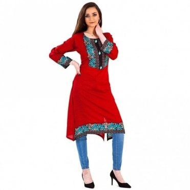 ML 12289 Ladies Kurta Top