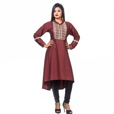 ML 12499 Ladies Kurta Top