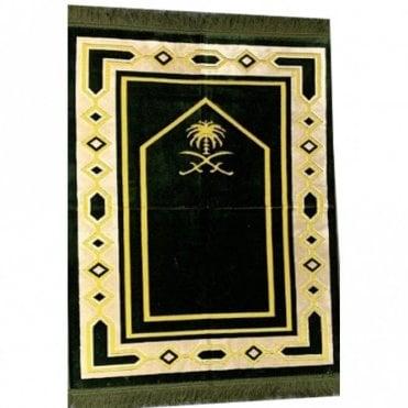 Islamic:: Islamic Prayer Mat / Rug / Musallah / Janamaz [ML 60R]
