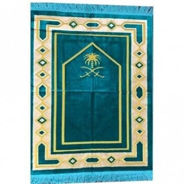 Islamic:: Islamic Prayer Mat / Rug / Musallah / Janamaz [ML 62R]