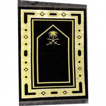 Islamic:: Islamic Prayer Mat / Rug / Musallah / Janamaz [ML 65R]