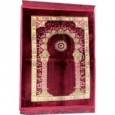 Islamic:: Prayer Mat / Rug / Musallah / Janamaz [ML 69R]