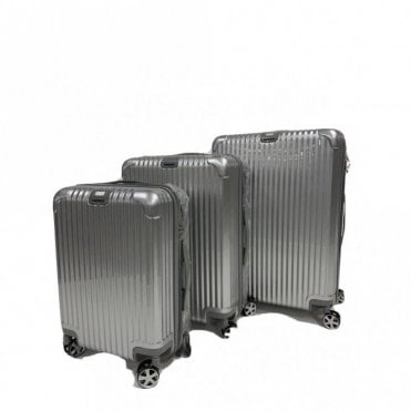"ML T46 Hard-shell Soft side rolling Spinner wheels 3 Pcs Durable Luggage Sets (20,24 & 28"")"