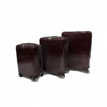 "ML T47 Hard-shell Soft side rolling Spinner wheels 3 Pcs Durable Luggage Sets (20,24 & 28"")"