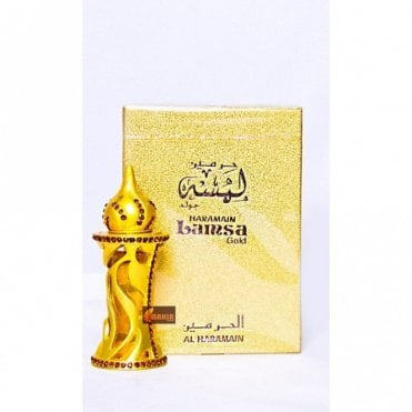 ML 01186 Lamsa Gold 12ml by Al Haramain