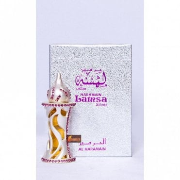 ML 01187 Lamsa Silver 12ml by Al Haramain
