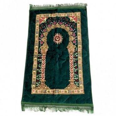 Prayer Mat / Rug / Musallah / Janamaz [ML 79R]