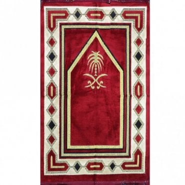 Prayer Mat / Rug / Musallah / Janamaz [ML 85R]