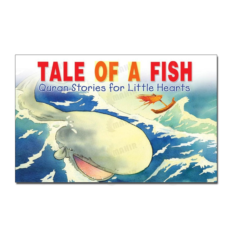 Kid 39 s story book tale of a fish mlb 847 kid 39 s story for Children s books about fish