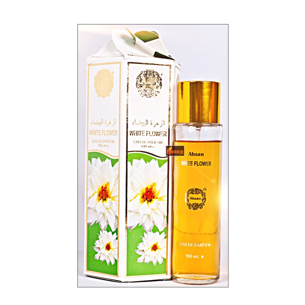 Perfume Ml 011313 White Flower By Ahsan 100ml Perfume From Mahir